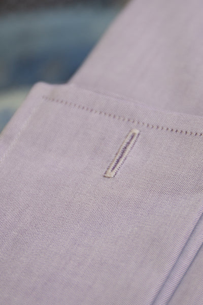 Frank Stella Lilac French Cuff Dress Shirt - Frank Stella Clothiers