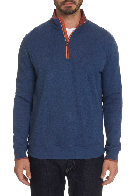Lightweight Merino Full Zip Sweater