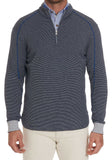 Robert Graham Kitson 1/4 Zip Sweater - Frank Stella Clothiers