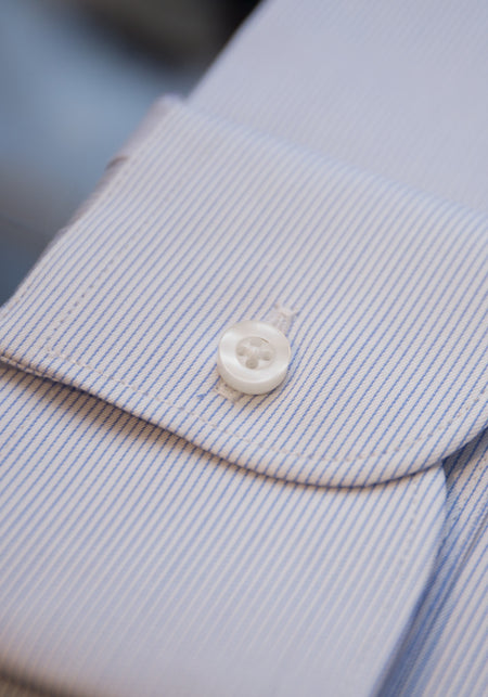 Lilac French Cuff Dress Shirt