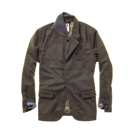 Elysian Cloth Duffel Coat