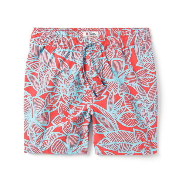 South Pacific Garden Swim Trunks