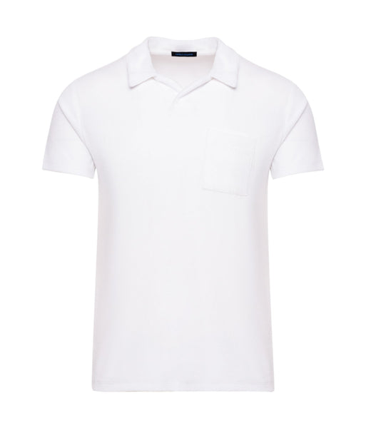 Terry Cloth Polo