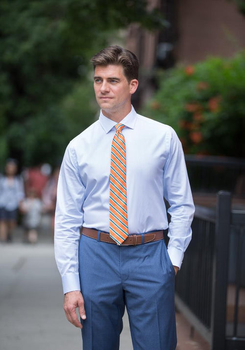 Powder Blue Dress Shirt