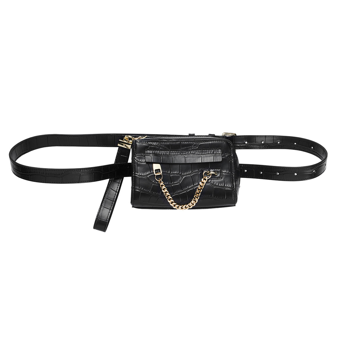 CONTRAST FANNY PACK 8OR X JILL JACOBS BY TDE