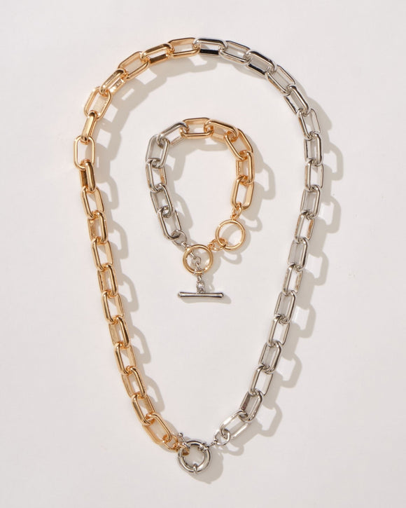 OXBOW CHAIN SET