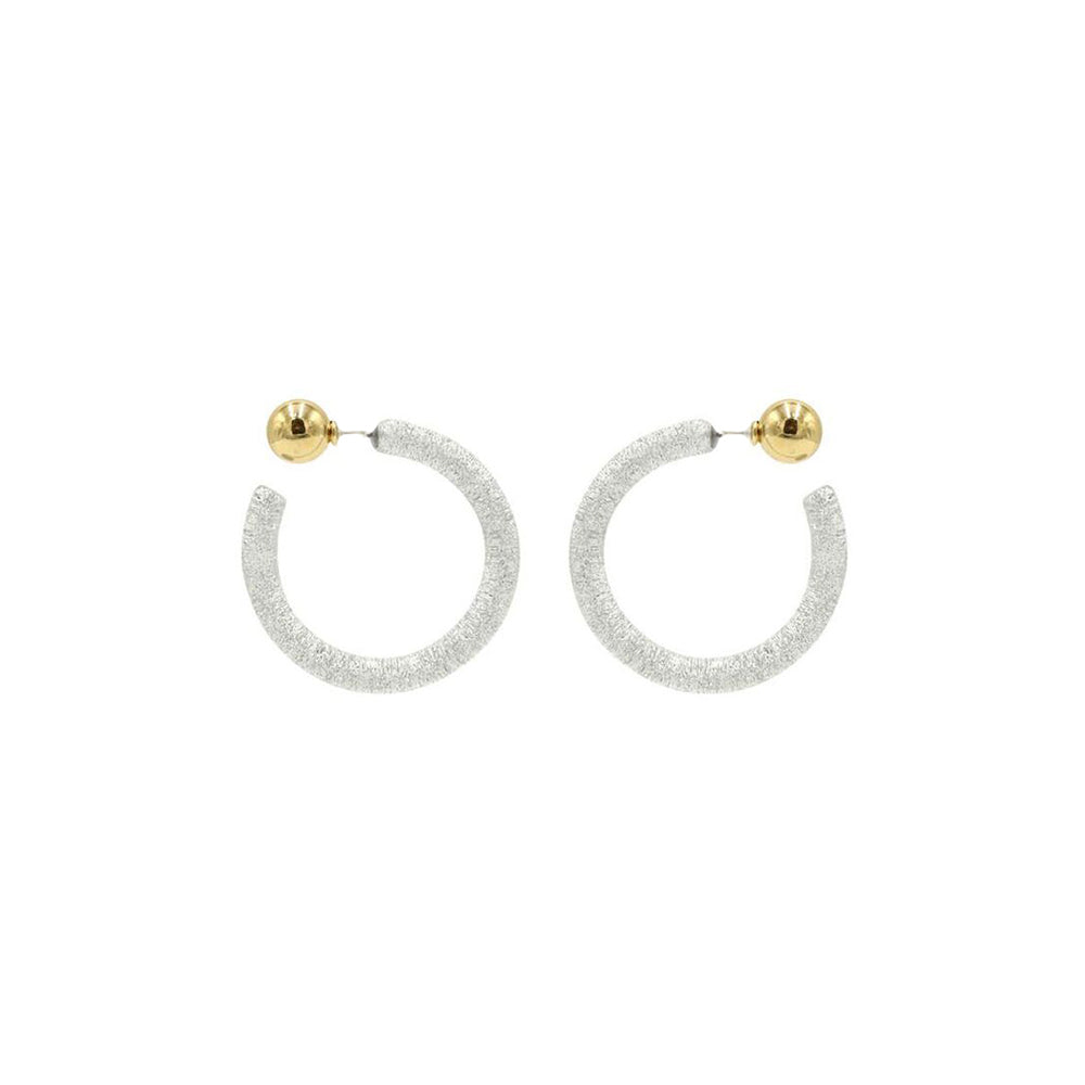 GLITZ HOOPS - EARRING - 8 Other Reasons