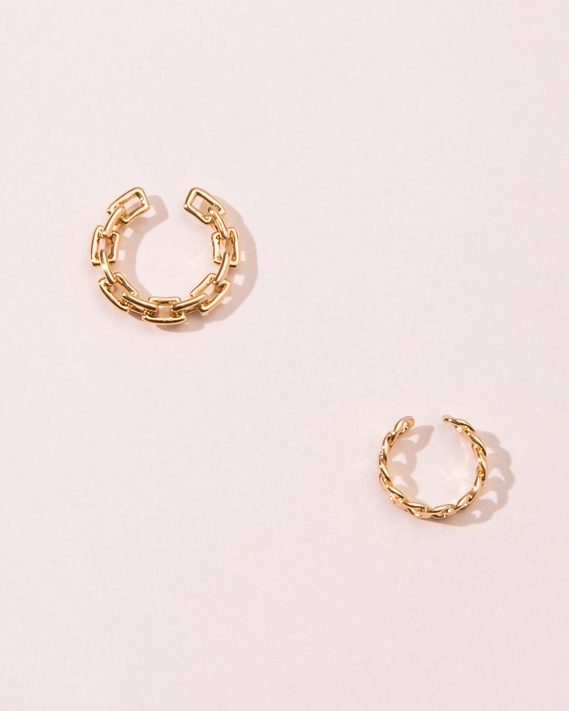 SUMMER HEAT EAR CUFFS