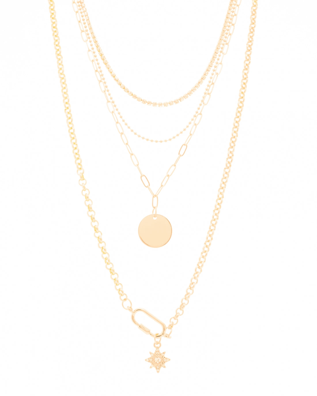 HARLOW JEAN NECKLACE
