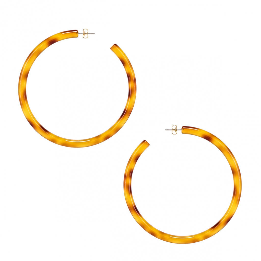 JANE HOOPS - EARRING - 8 Other Reasons