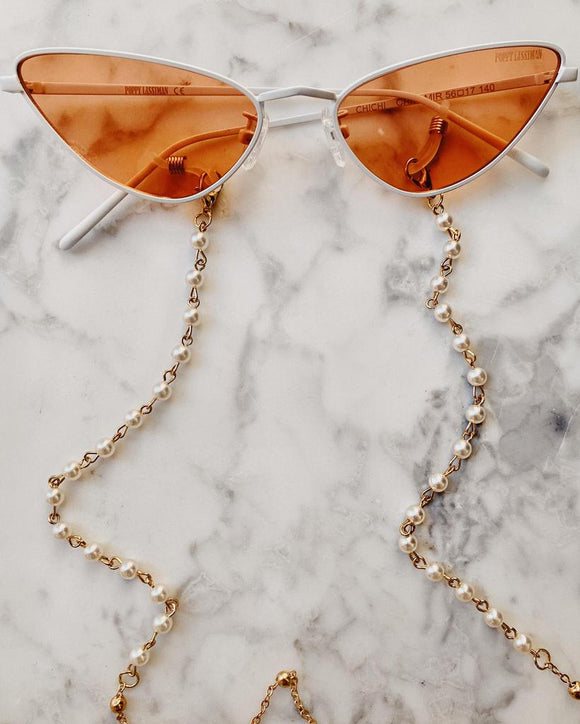 DON'T SPEAK EYEWEAR CHAIN