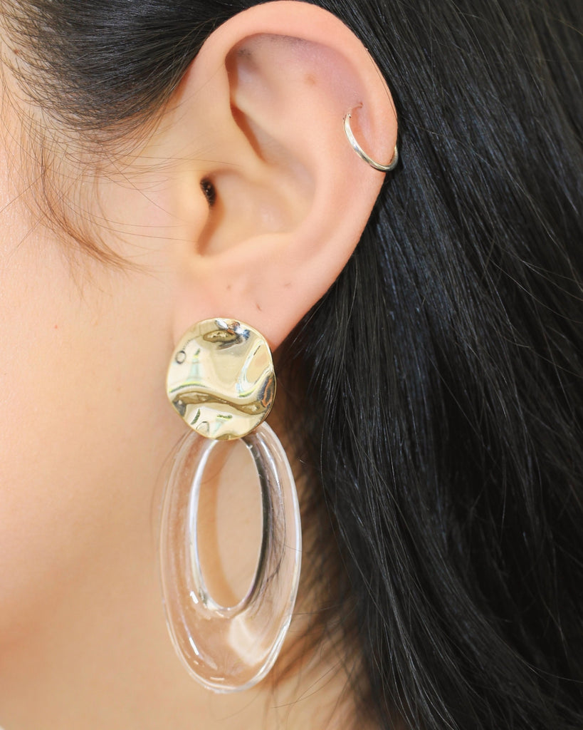 ON THE GO DROP EARRINGS