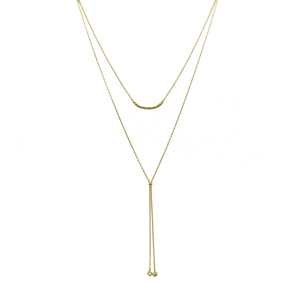 PENELOPE LARIAT - NECKLACE - 8 Other Reasons