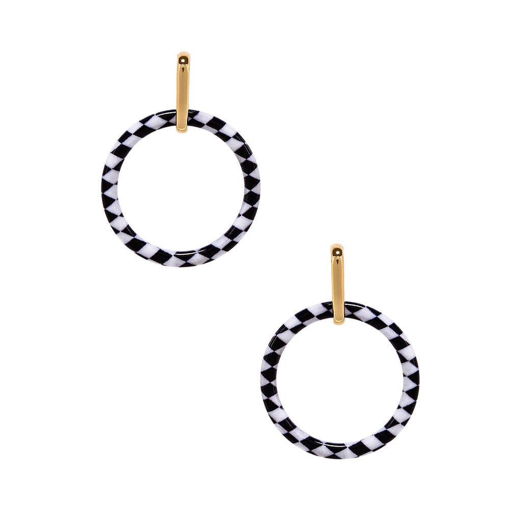ALICE HOOPS - EARRING - 8 Other Reasons