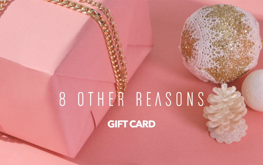 8OR GIFT CARD