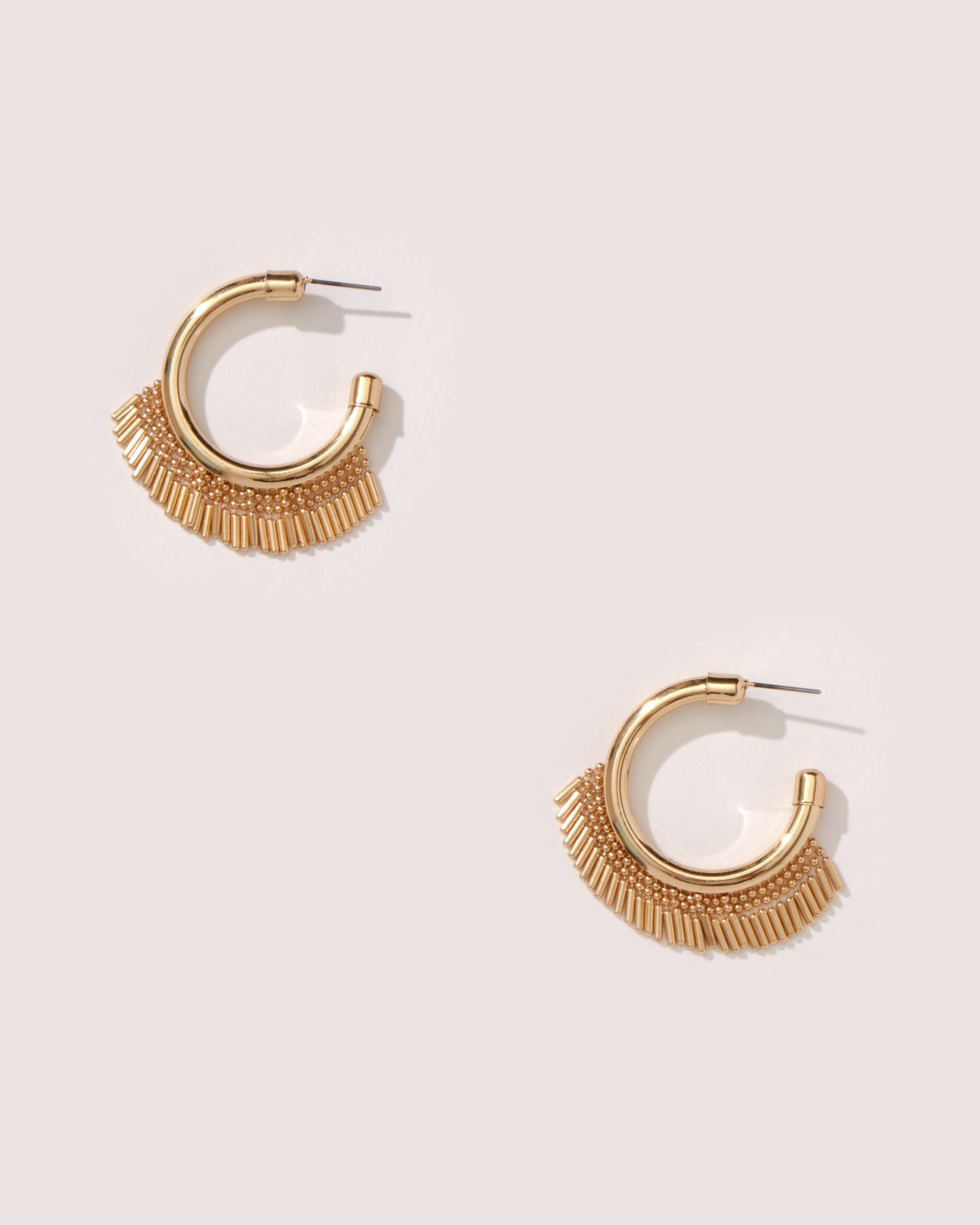 ABIGAIL FRINGE EARRINGS