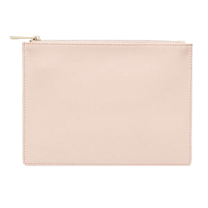 LEATHER POUCH 8OR X JILL JACOBS BY TDE