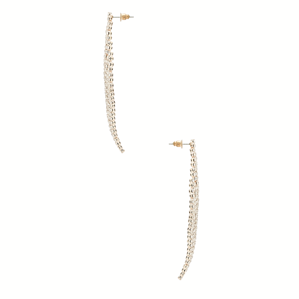 PAVE EARRINGS - EARRING - 8 Other Reasons