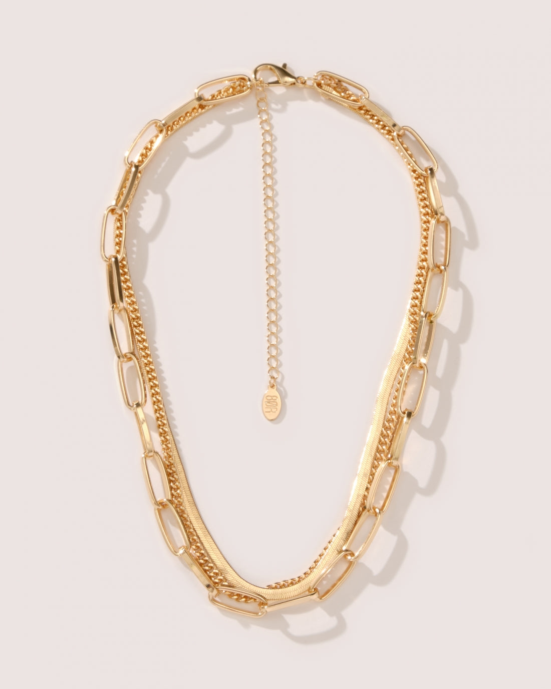 109 LAYERED NECKLACE