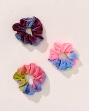 VIRGO SCRUNCHIE SET
