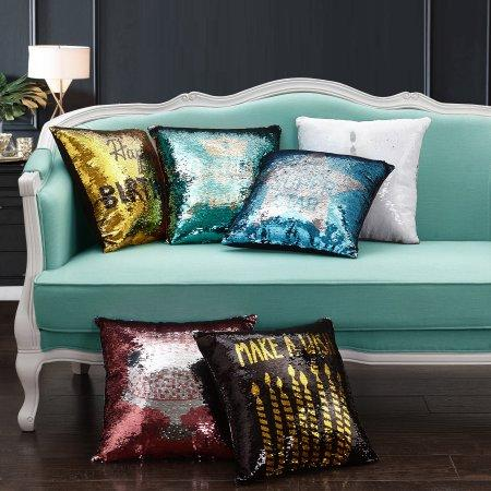 Color Changing Sequin Pillowcase