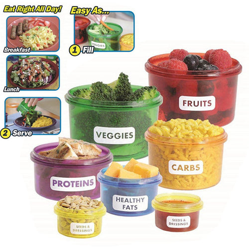 Perfect Portion Containers
