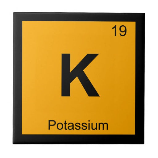 4,000-4,700mg of Potassium per Day Required for Adults