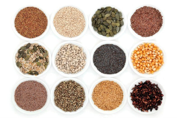SEEDS:  THE LAST BASTION OF NUTRITION