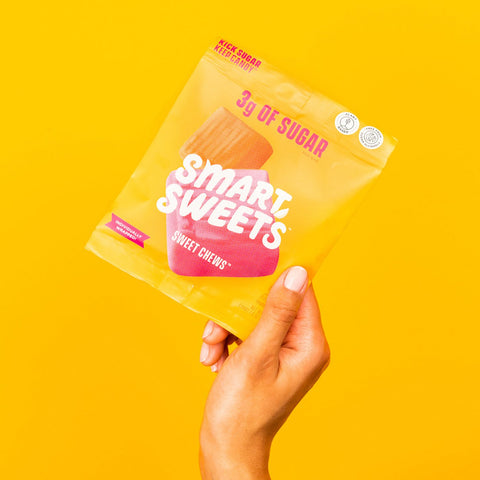 Smart Sweets Chews Candy New Flavor
