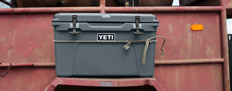 Yeti Tundra Hard Cooler 45 Charcoal Gray Insulated