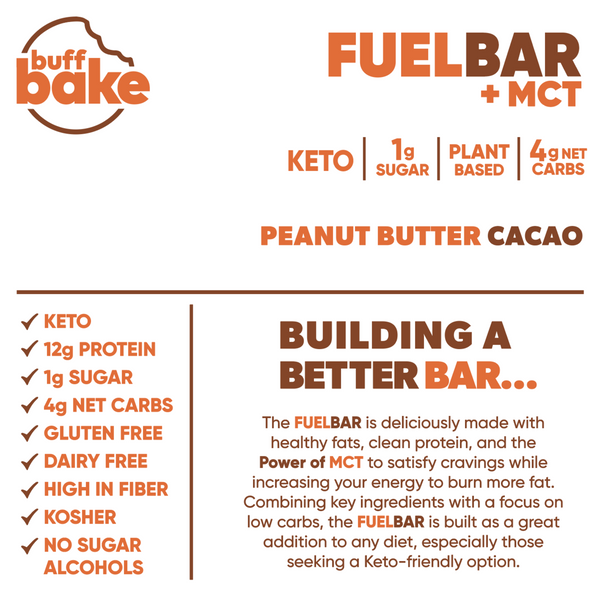 Quest Nutrition Peanut Butter Cacao Bar