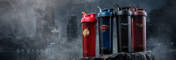 Blenderbottle DC Comics Superhero Pro32oz limited edition shaker cup bottles