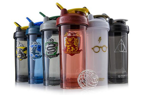 Blender Bottle pro28 oz harry potter themed team hogwarts special limited edition