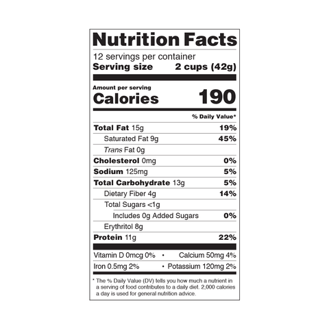 quest nutrition pb peanut butter cups protein new ingredients nutrition facts