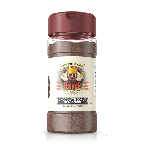 flavor god chocolate donut seasoning