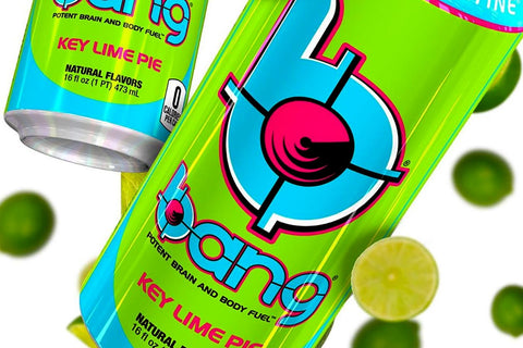 vpx bang energy drink can new flavor key lime pie