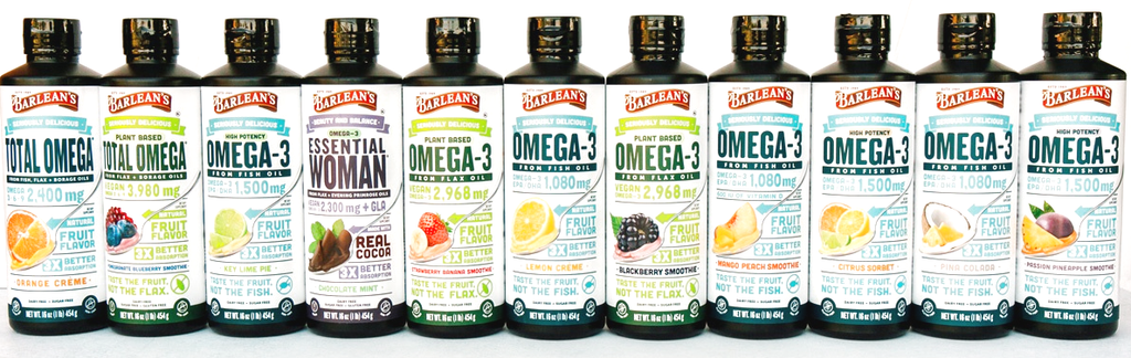 new barlean's fish oils omega 3