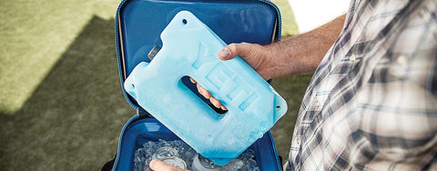 Yeti Ice Frozen Accessory Block Cubes
