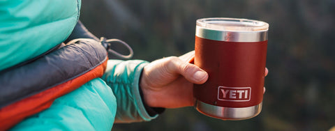 Yeti Lowball Cup Stainless Steel