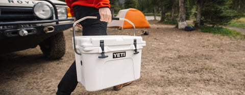 Yeti Roadie 20 Cooler Insulated Handle