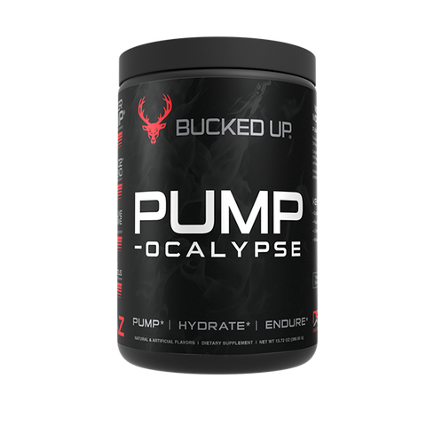 Bucked Up - Pump-ocalypse (Select Flavor)