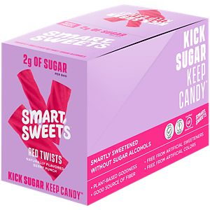 Smart Sweets Red Twists