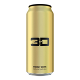 3D Energy Drink 16oz Cans *Select Flavor*