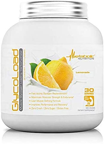 Metabolic Nutrition GlycoLoad 600g (Select Flavors)