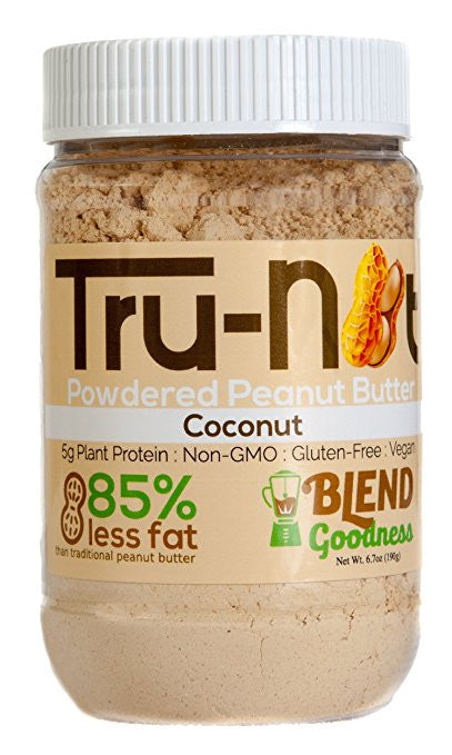 Tru-Nut Powdered Peanut Butter - 6.7oz Coconut