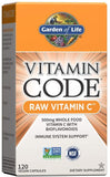 Garden Of Life Vitamin Code Raw Vitamin C 120caps
