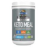 Garden Of Life Keto Meal Replacement Shake (SELECT FLAVOR)