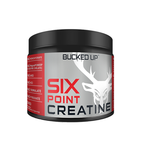 Bucked Up - 6 Point Creatine