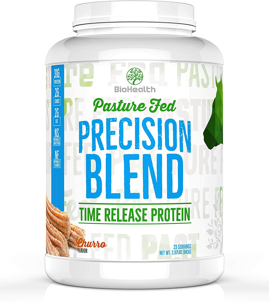 BioHealth Precision Blend - Time Release Protein Churro