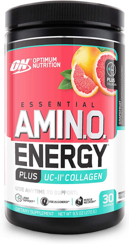 Optimum Nutrition Essential Amino Energy + UC II Collagen 30srv (Select Flavor)